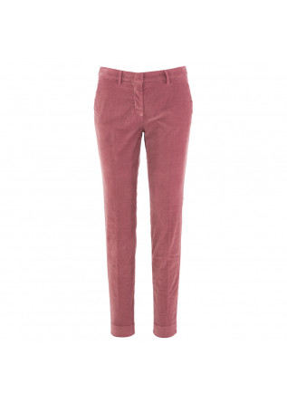 women's trousers mason's pink purple