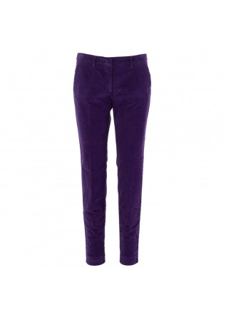 women's trousers mason's purple