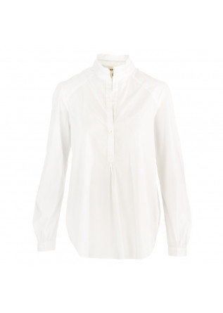 WOMEN'S SHIRT SEMICOUTURE | WHITE