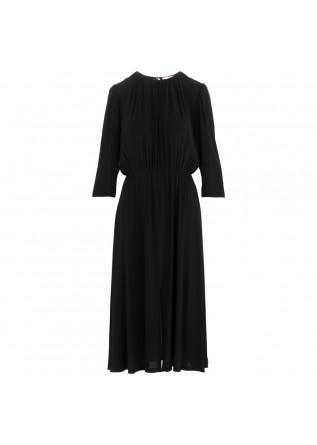 abito donna semicouture nero