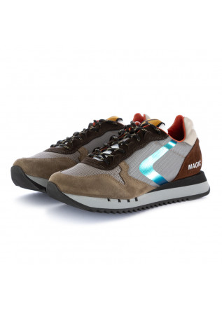 MEN'S SNEAKERS VALSPORT MAGIC TREKK | GREY BROWN