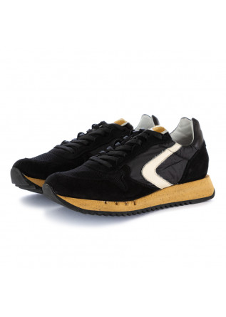 sneakers uomo valsport magic heritage nero