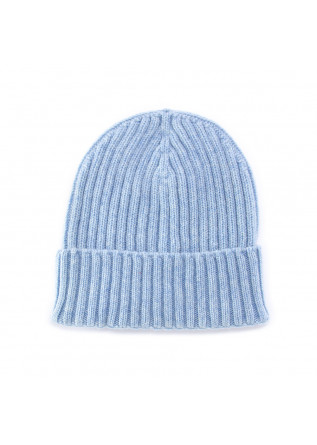 beanie riviera cashmere light blue