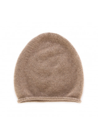 beanie riviera cashmere light brown