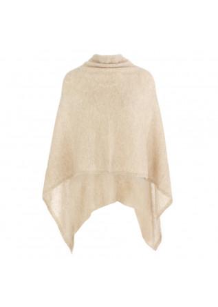 women's cape riviera beige cashmere