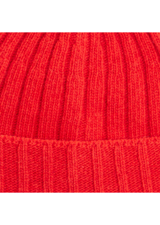 MEN'S BEANIE WOOL & CO | ORANGE