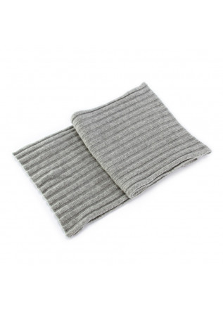 sciarpa uomo wool & co grigio