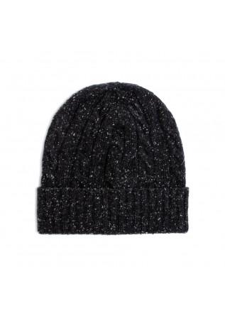 berretto uomo wool & co nero