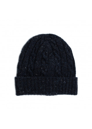 MEN'S BEANIE WOOL & CO | BLUE