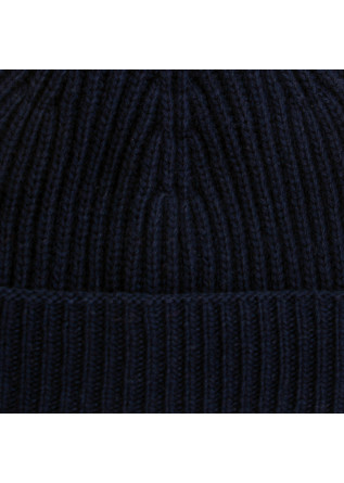 MEN'S BEANIE BASTONCINO | BLUE NAVY