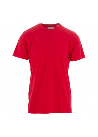 T-SHIRT UNISEX COLORFUL STANDARD | ROSSO