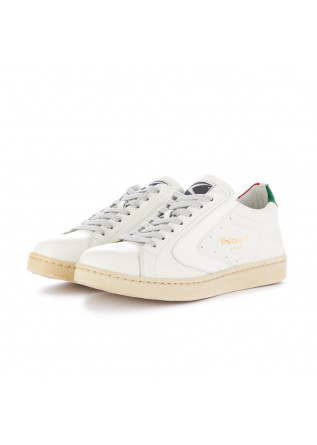 women's sneakers valsport tournament tricolore white