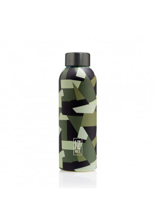 water bottle izmee jungle army green