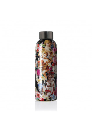 WATER BOTTLE IZMEE | HOLY BLOOM BLACK MULTICOLOR