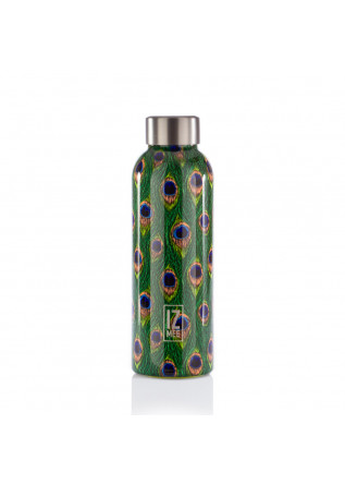 water bottle izmee proud vanity green