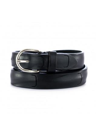 cintura in pelle unisex dandy street cn21 nero
