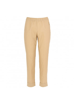women's pants semicouture beige