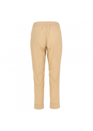 WOMEN'S TROUSERS SEMICOUTURE | Y1SK11 V62-0 BEIGE