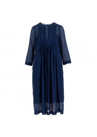 women's dress semicouture blue