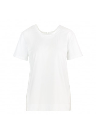 t shirt donna semicouture bianco