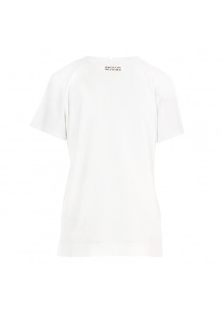 T-SHIRT DONNA SEMICOUTURE | Y1SJ11 A01-0 BIANCO