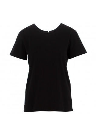 women's t shirt semicouture black
