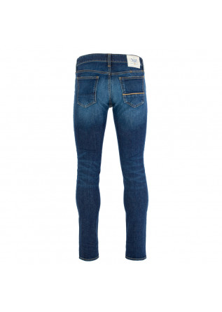MEN'S JEANS CARE LABEL | BODIES 215 NIMEGA DARK BLUE
