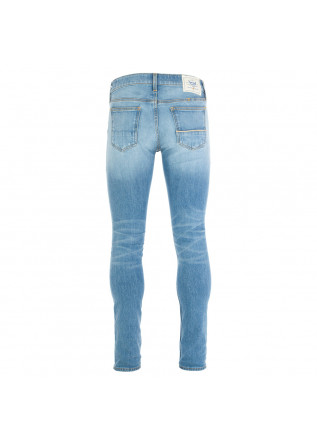 MEN'S JEANS CARE LABEL | BODIES 215 NIMEGA LIGHT BLUE