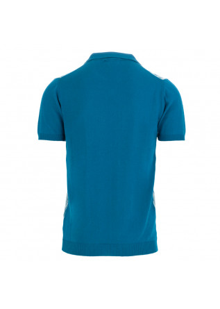 MEN'S POLO SHIRT DANIELE FIESOLI | DF 0545 TURQUOISE