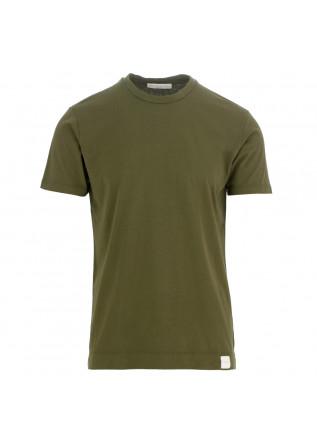 t-shirt uomo daniele fiesoli verde militare