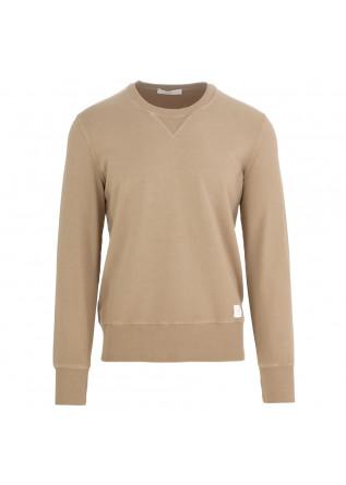 men's sweatshirt daniele fiesoli beige