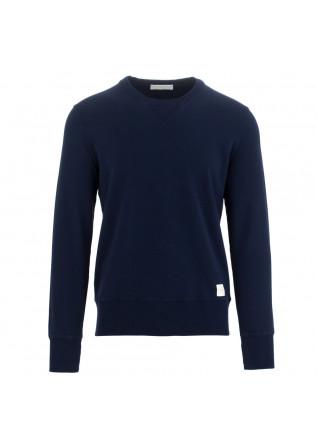 men's sweatshirt daniele fiesoli blue
