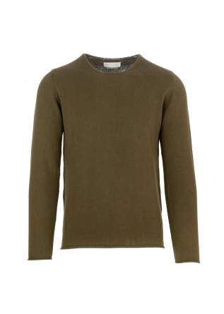 men's sweater daniele fiesoli military green