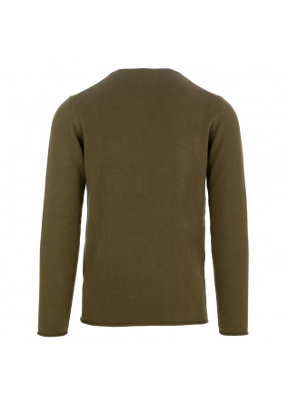 MEN'S SWEATER DANIELE FIESOLI | DF 0065 MILITARY GREEN