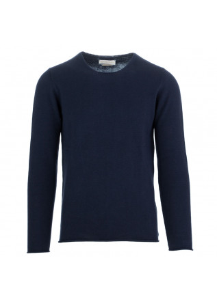 men's sweater daniele fiesoli blue