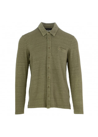 men's shirt daniele fiesoli sage green