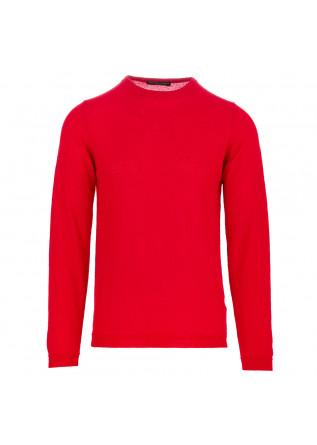 men's sweater daniele fiesoli red