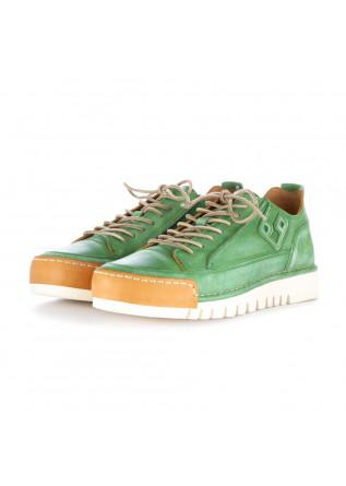 scarpe basse uomo bng real shoes verde