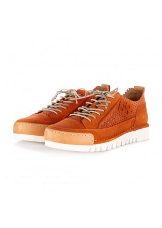 scarpe basse uomo bng real shoes arancione