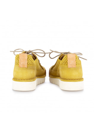 "MEN'S FLAT SHOES BNG REAL SHOES | ""LA MAIS"" YELLOW"