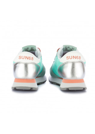 WOMEN'S SNEAKERS SUN68 | Z31208 ALLY STAR GREEN