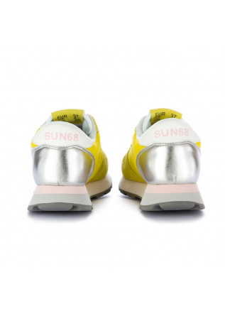 WOMEN'S SNEAKERS SUN68 | Z31208 ALLY STAR YELLOW