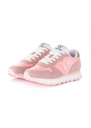 sneakers donna sun68 rosa