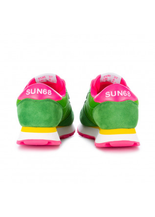 SNEAKERS DONNA SUN68 | Z31201 ALLY SOLID VERDE