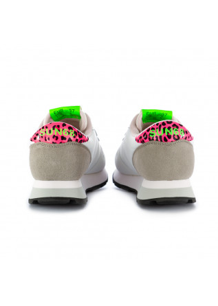 WOMEN'S SNEAKERS SUN68 | Z31209 ALLY STAR WHITE FUCHSIA