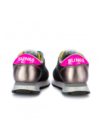 WOMEN'S SNEAKERS SUN68 | Z31210 ALLY STAR GLITTER BLACK