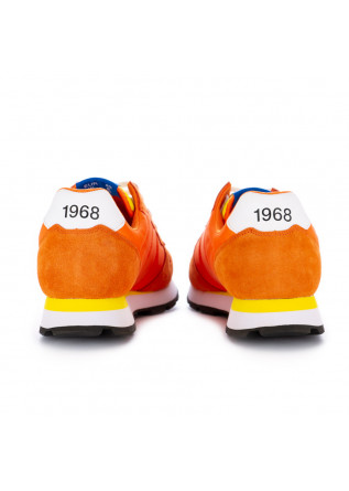 HERREN SNEAKERS SUN68 | Z31101 TOM SOLID ORANGE