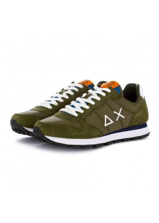 men''s sneakers sun68 green