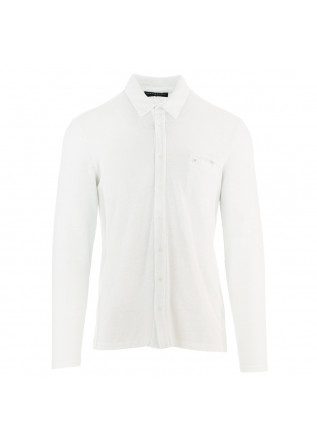 men's shirt daniele fiesoli white