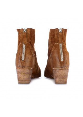 WOMEN'S ANKLE BOOTS MOMA | 1CS113-CI CITY BROWN